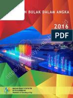 Kecamatan Bulak Dalam Angka 2016