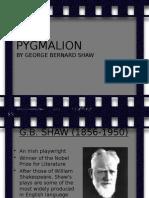 An Introduction to George Bernard Shaw & Pygmalion