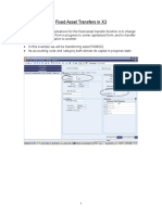 Sage X3 - User Guide - Fixed Asset Transfers in X3.doc