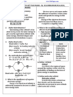625 12 Chemistry Minimum Study Material