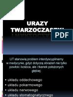 Dento Facial Fractures, Vol 1 Polish