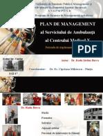 Dizertatie Management spitalicesc