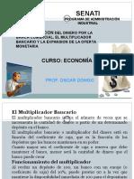 3)El Multiplicador Bancario
