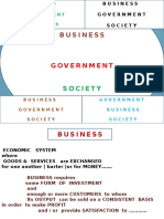 Business Government & Society