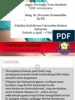 Tumor Pra Kanker
