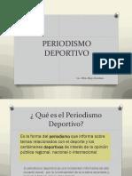 Periodismo Deportivo PDF