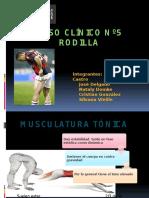Caso Clinico No5 Rodilla