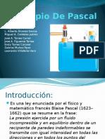 Fisica 3- 1. Principio de Pascal