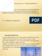 Fisica 3-4. Introduccion a Term. (Tipos de Energia)