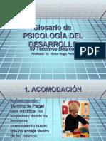 Glosario de Psicología del Desarrollo.ppt