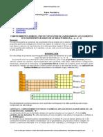 Quimica-Tabla Periodica