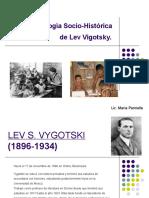 La Psicologia Sociohistorica de Lev Vigotsky