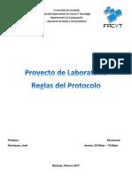 Protocoles Redes CRC y Hamming