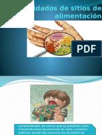 Cuidados de Sitios de Alimentación