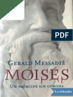Moises - Gerald Messadie