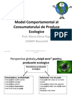 Model Comportamental