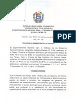 Providencia Administrativa SUNDDE 002-2017 Azúcar