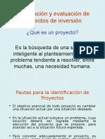 Presentación Formulacion EvaluacionDeProyectos Guia 1