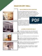 Guia de Instalacion Drywall