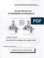 Cuestionario - Reparación Bombas de Alimentación