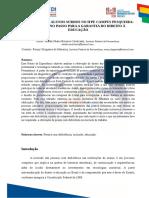 A INCLUSÃO DE ALUNOS SURDOS NO IFPE CAMPUS PESQUEIRA