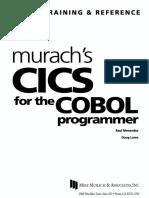 Murach's CICS for the COBOL Programmer (2001).pdf