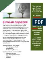 bipolar disorder - planning