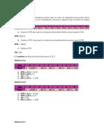 Capitulo 6 Ejercicios de Formulación