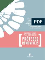 Protocolo Clínico Para Confecção de Próteses Removíveis (Livro Digital)