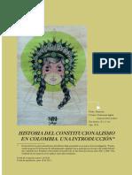 Historia Constiucional Colombianoa Zuluaga Gil