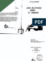 Guía de Estudio Sobre El Párrafo - Ilis M. Alfonzo