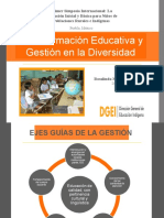 Transformacion Educativa