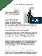 Debrahlee Lorenzana - A Hot Case Study