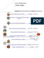 List of US Military Bases in the US.docx