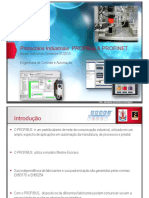 APRESENTACAO - Aula 10 Protocolos Industriais Profibus e Profinet