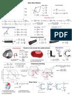 MAAE 3202 Formula Sheet