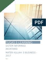 Tugas E Learning E Business
