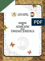 Atencion Juridica a Poblacion Indigena