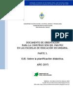 Documento de orientación PEC 2015 - Parte 3 - Planificación Didáctica.pdf
