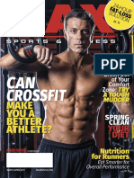MARCH 2017 MAX SPORTS AND FITNESS MAGAZINE