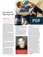 What Are BCAA's and what can they do for me?  ProBCAA