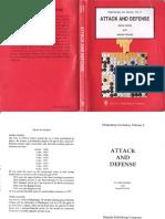 Attack and Defense (Elementary Go Series Vol. 5) - Ishida Akira & James Davies