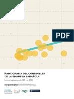 Radiografía Del Controller de La Empresa Española I