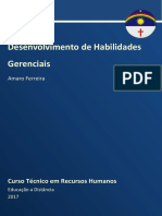 Caderno de RH - Desenvolvimento de Habilidades Gerenciais