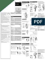 Shimano FD-M360 Acera Service Manual