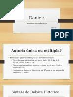 Daniel questões introdutórias