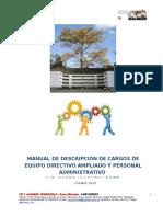 Funciones Del Personal Directivo y de Coordinacion