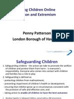2015 01 19 Radicalisation and Extremism