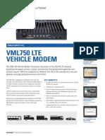Vml750 Spec Sheet