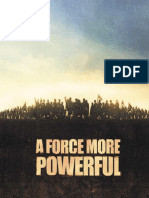 Study Guide - A Force More Powerful